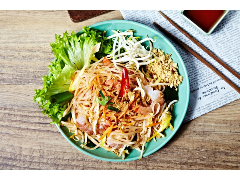 Pad Thai: a simple, fine and delicious dish